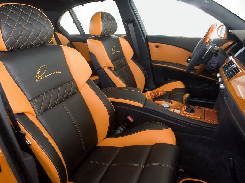 5er CLR 500 RS orange © LUMMA-Design