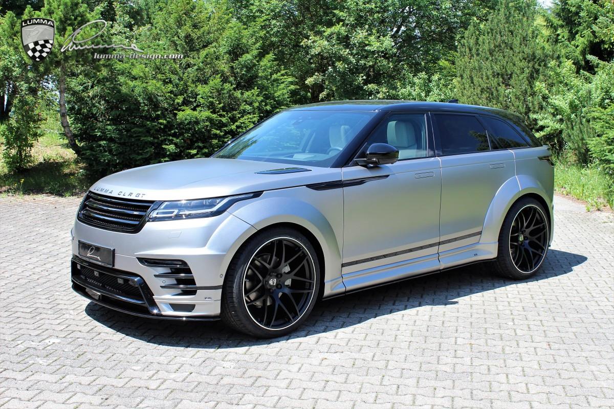 Range Rover Sport For Sale >> LUMMA-vehicle: CLR GT