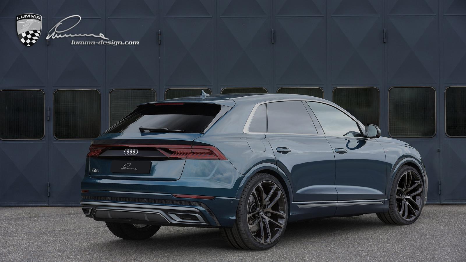 Audi Used For Sale >> LUMMA-NEWS: LUMMA CLR Racing for Audi Q8