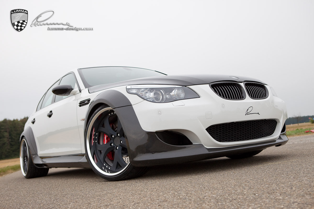 Lumma News Bmw M5 With Lumma Bodykit Clr Rs And 750 Hp Output