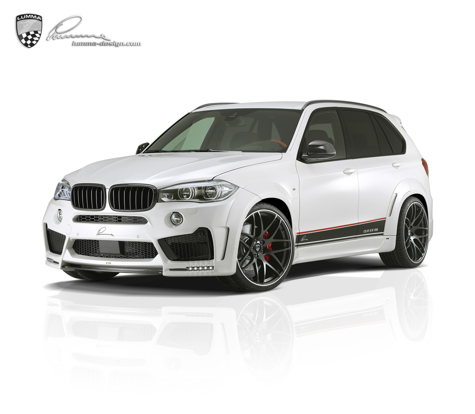 LUMMA-NEWS: Award For LUMMA CLR X 5 RS