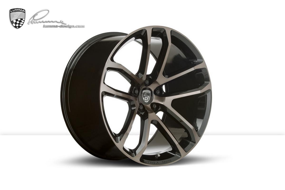 LUMMA-NEWS: Sportfelgen für BMW X6 & Range Rover Sport!