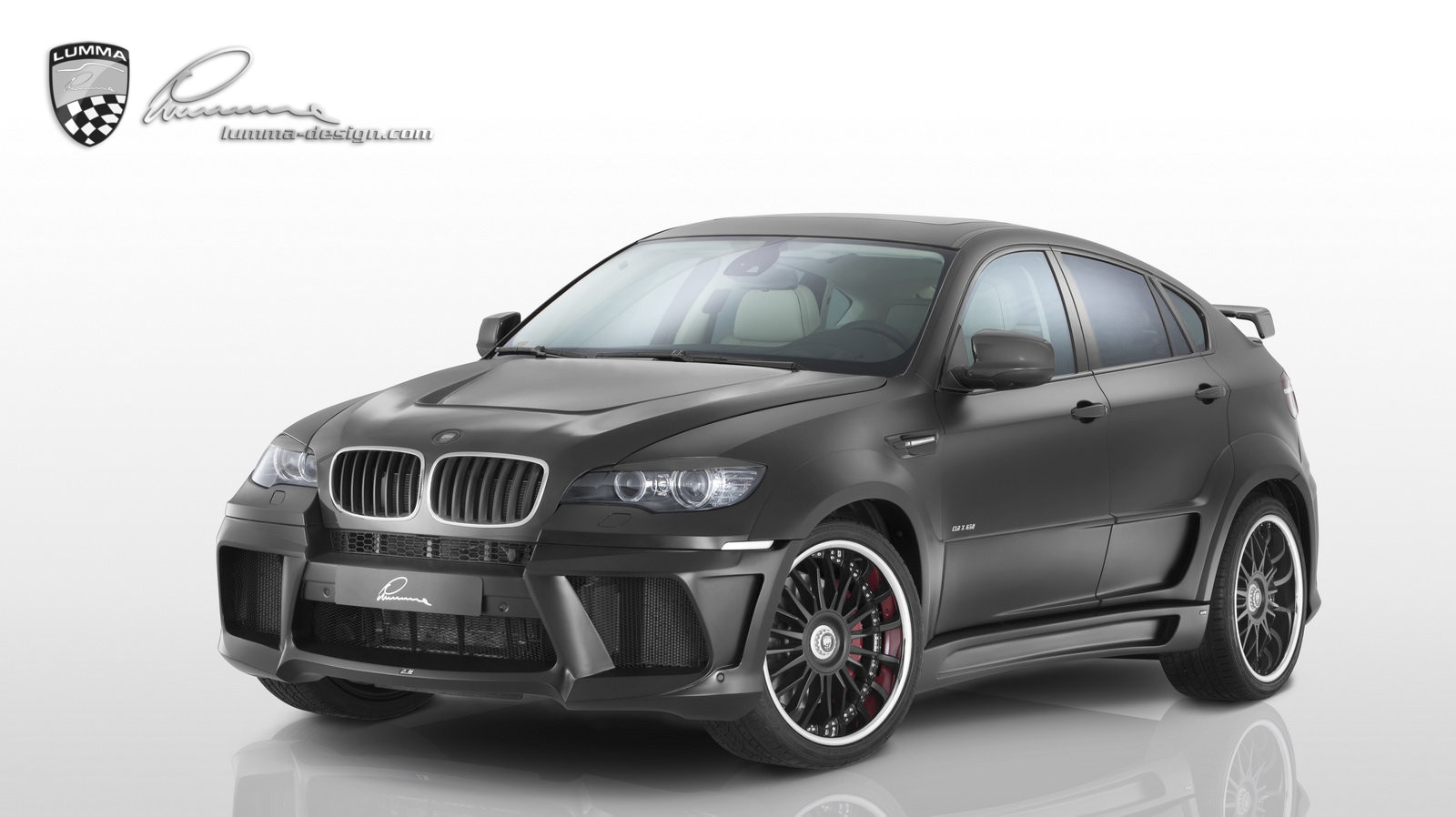 LUMMA-vehicle: CLR X 650 M