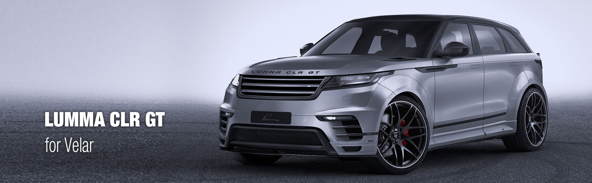 LUMMA CLR GT for Velar © LUMMA-Design